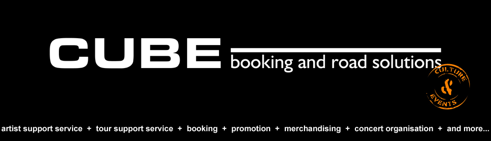 CUBE | booking and road solutions